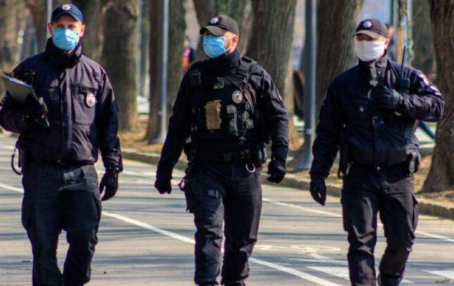 """Місцеві вибори: поліція зафіксувала майже 900 порушень в """"день тиші"""""""