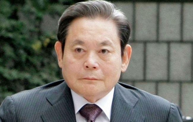 Глава Samsung помер у Сеулі