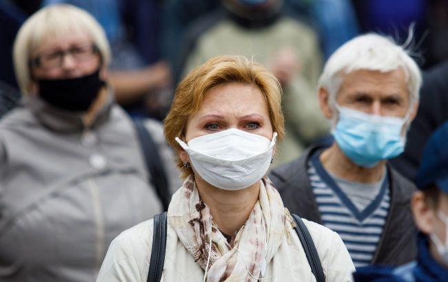 В Украине за сутки выявили 6088 новых случаев COVID-19
