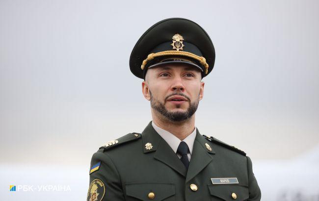 Маркив вернулся в Украину