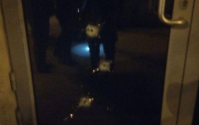 В Харькове обстреляли здание консульства Азербайджана