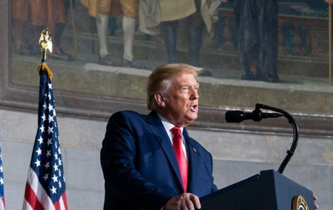 Трамп закликав зупинити перерахунок голосів в Джорджії