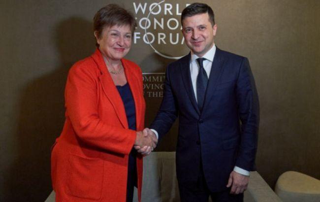 """Україна виконала всі """"структурні маяки"""" для перегляду програми з МВФ, - Зеленський"""