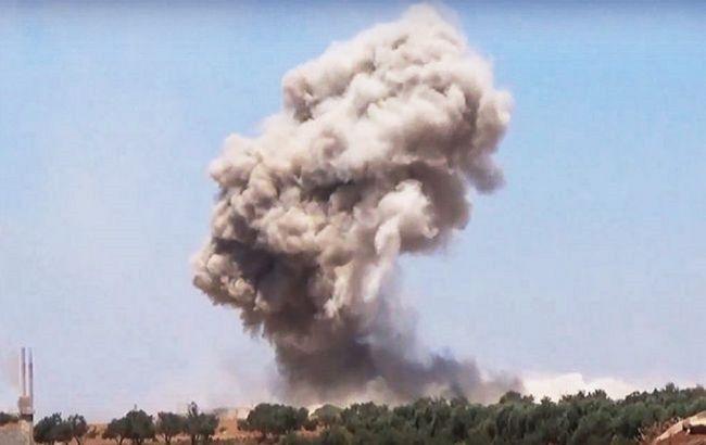 Ізраїль відкрив вогонь по Дамаску, загинули 10 військових
