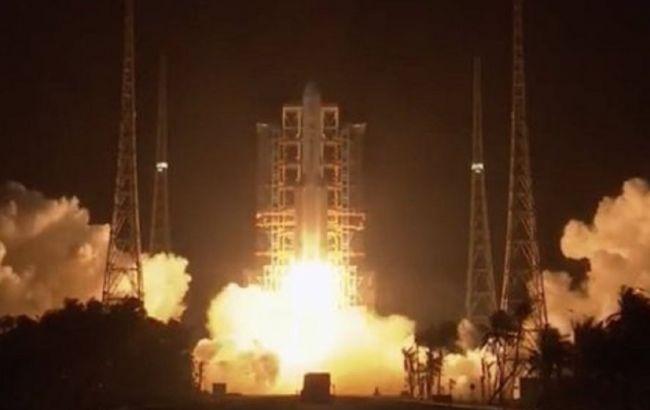Китай запустил ракету-носитель на Луну