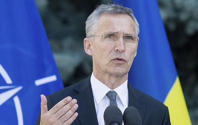 НАТО посилить підтримку України на тлі агресії РФ в Чорному морі