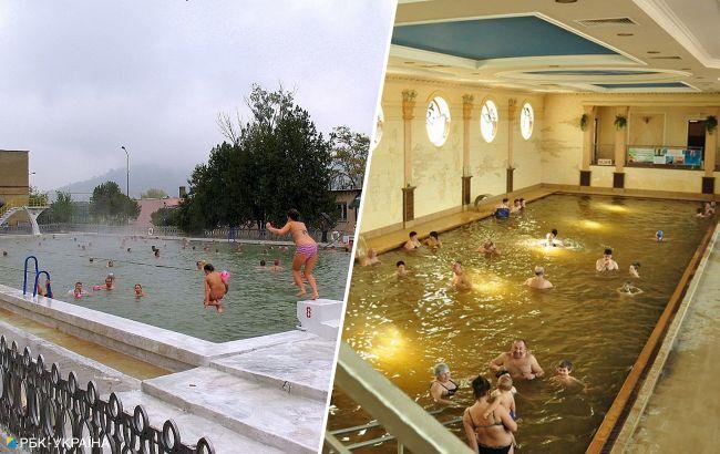 Зимовий термальний відпочинок: порівнюємо ціни та сервіс на відомому українському курорті