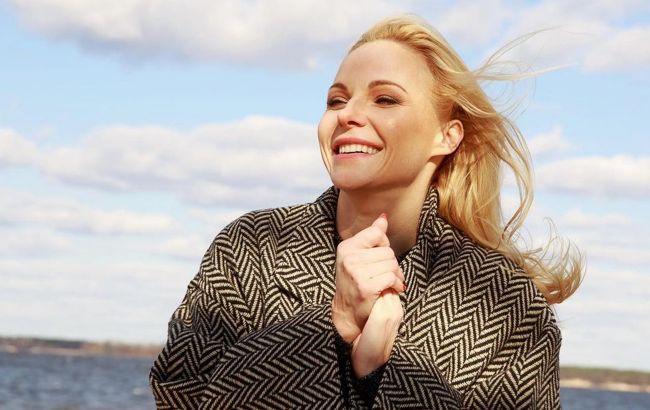 Українська актриса піднялася на Кіліманджаро на другому місяці вагітності