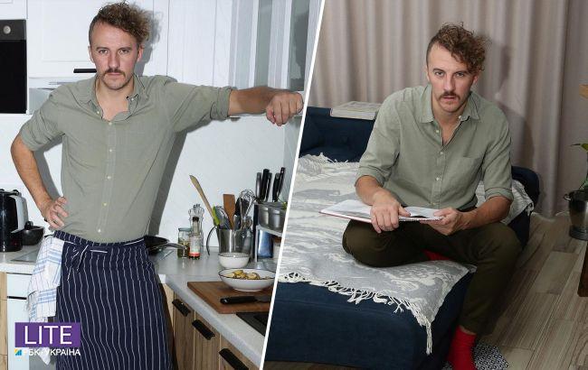 Трусы друга и куча зубных щеток: Евгений Клопотенко показал свою холостяцкую квартиру