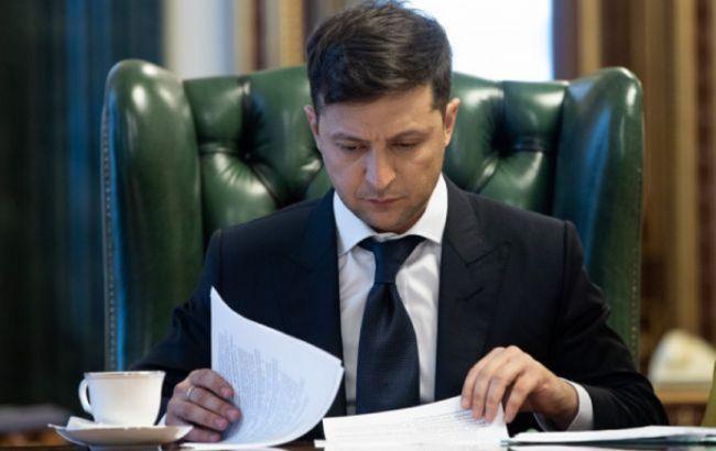 Зеленский подписал закон о восстановлении ответственности за ложь в декларациях