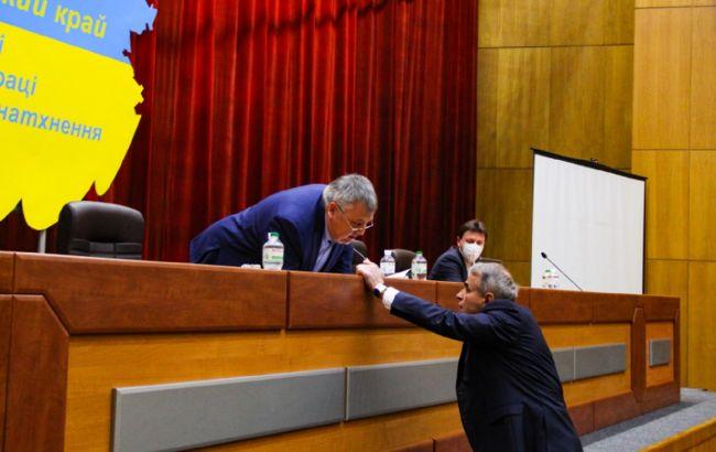 У Запоріжжі голова облради подав у відставку, депутати обрали третього за два тижні