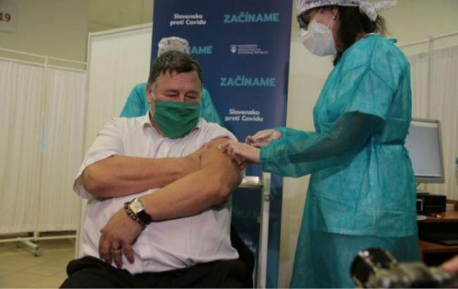 В ЕС началась массовая вакцинация от коронавируса