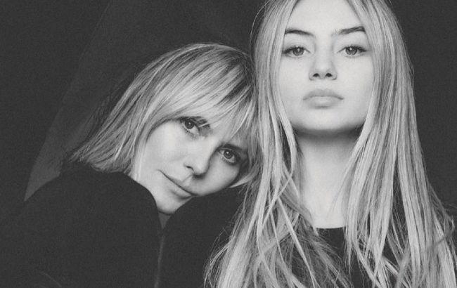 Будущая супермодель: Хайди Клум восхитила красотой 16-летней дочери