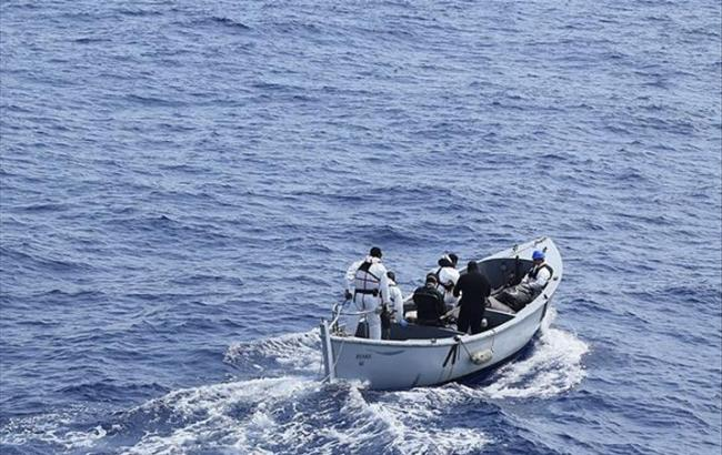 Фото: Италия намерена патрулировать кораблями акватории у побережья Ливии