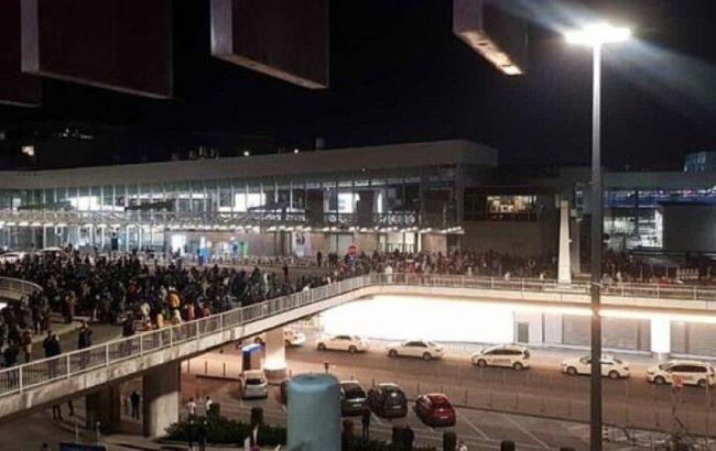 Спецоперация в аэропорту Франкфурта: полиция раскрыла подробности