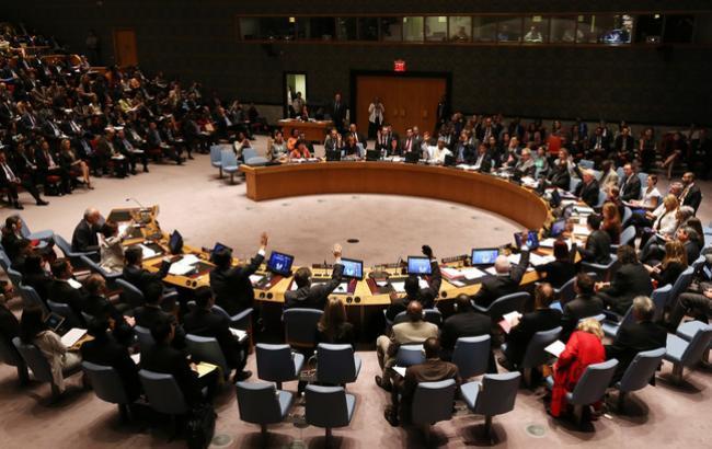 РБ ООН прийняла резолюцію про режим припинення вогню в Сирії