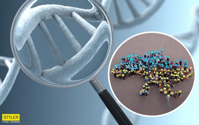 Украинский геном - уникальный:ученые сделали важное открытие