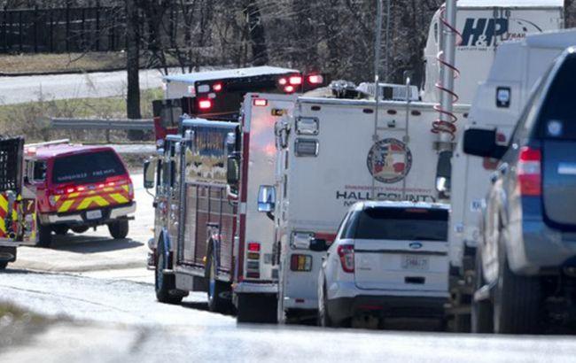 Шесть человек погибли при утечке химикатов в Джорджии