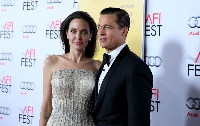Щоб нічого не нагадувало: Анджеліна Джолі має намір продати дорогий подарунок Бреда Пітта