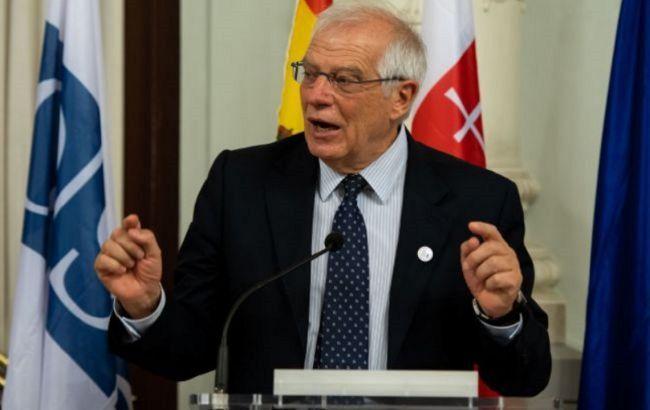 В России раскритиковали заявления главы дипломатии ЕСпосле визита в Москву