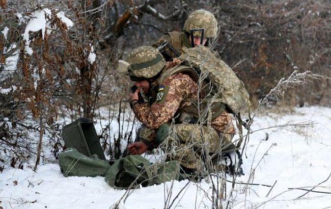 Доба на Донбасі: двоє військових загинули, четверо отримали поранення