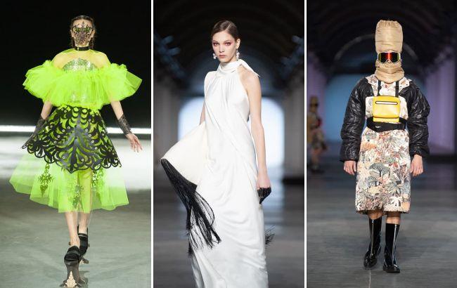 Що носити в новому сезоні: топ-7 модних тенденцій з Ukrainian Fashion Week