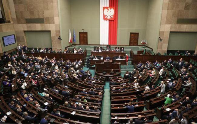"""Сейм Польши призвал Германию отказаться от """"Северного потока-2"""""""
