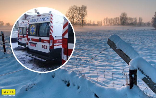 Под Житомиром в поле замерз 17-летний парень: его друг просто ушел домой