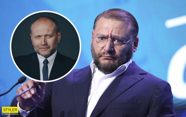 """Добкин и Береза обматерили друг друга в прямом эфире: """"шо оно хотело сказать?"""""""