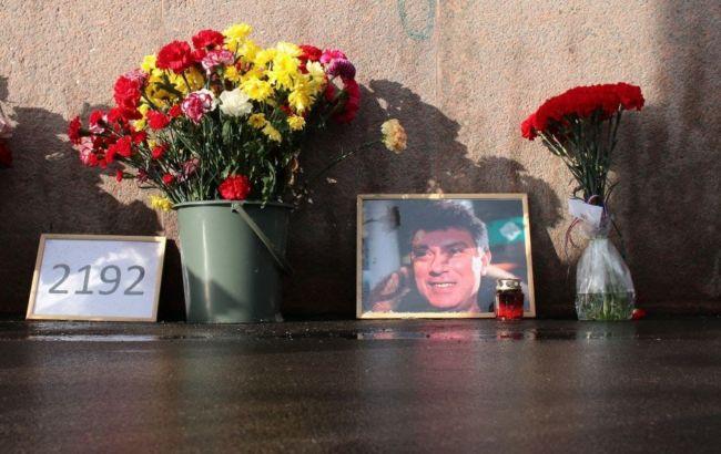 У Москві проходять пам'ятні заходи в день річниці вбивства Нємцова