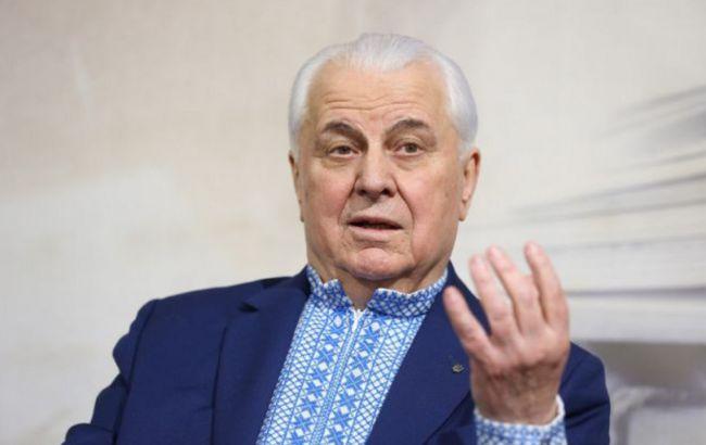 Кравчук пов'язує загострення на Донбасі з санкціями проти Медведчука