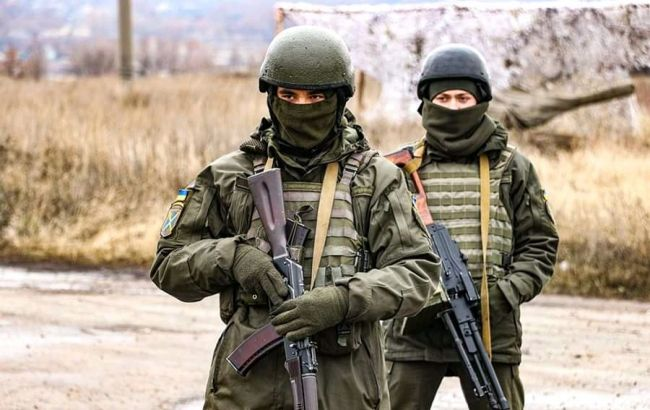 На Донбассе беспилотник боевиков пересек линию разграничения