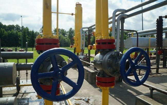 Отбор газа из хранилищ из-за морозов достиг рекорда за восемь лет