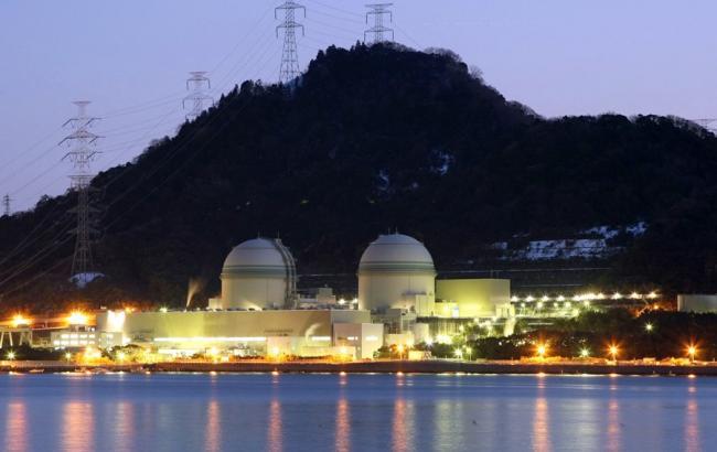 """В Японії аварійно зупинений реактор на АЕС """"Такахама"""""""