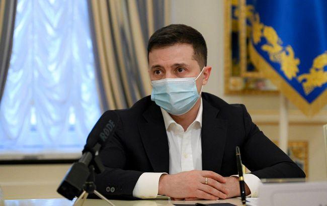 Зеленський: ми перекриємо кисень всім людям, які руйнують незалежність України
