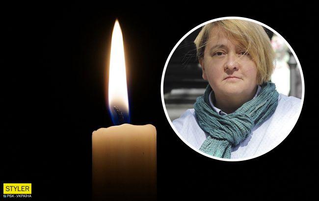 У Києві померла відома журналістка: її вбив COVID-19