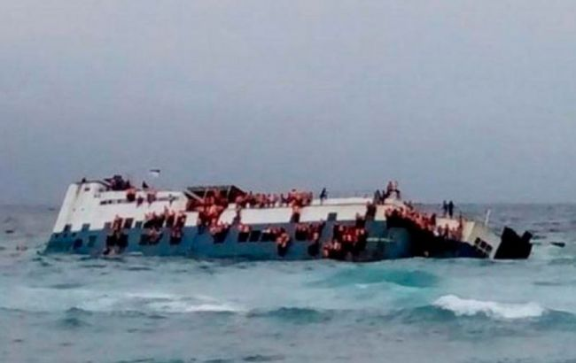 В Бангладеш затонул паром с 50 пассажирами на борту