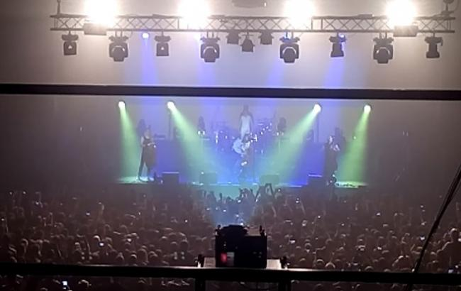 Финны из Apocalyptica исполнили Гимн Украины на виолончели
