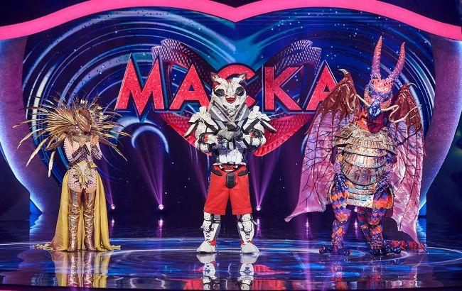 """У шоу """"Маска"""" розкриють обличчя трьох найсильніших учасників: коли це станеться?"""
