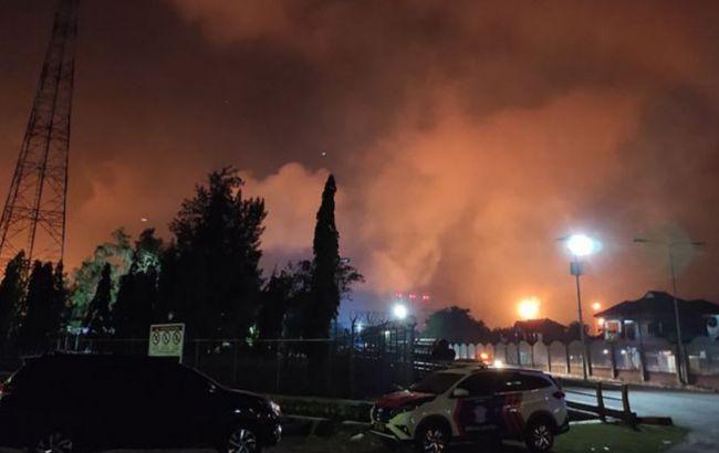 В Мексике произошли взрывы на нефтяном заводе, пострадали рабочие