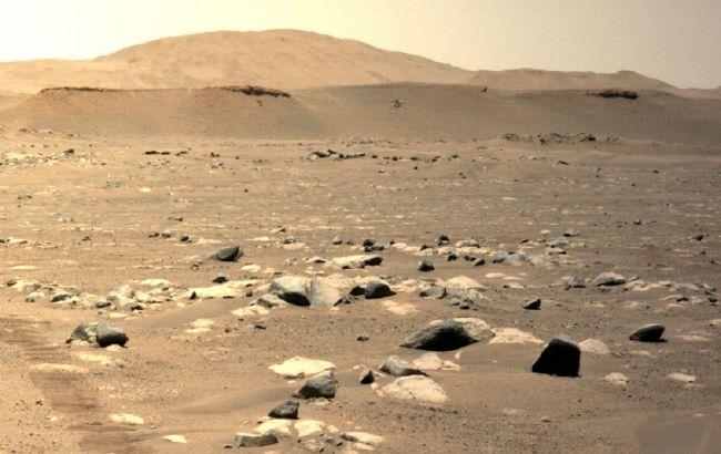 Вертоліт Ingenuity на Марсі встановив два нових рекорди