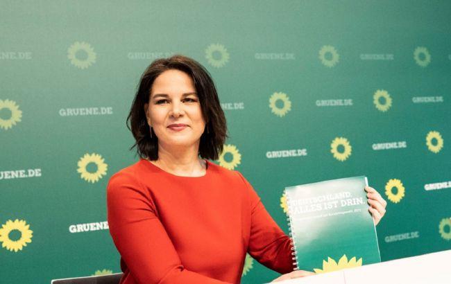 """Виступає проти """"Північного потоку-2"""": партія """"Зелених"""" стала найпопулярнішою в Німеччині"""