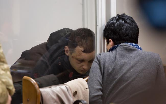 Фото: суд взял Станислава Краснова под круглосуточный домашний арест до 24 апреля