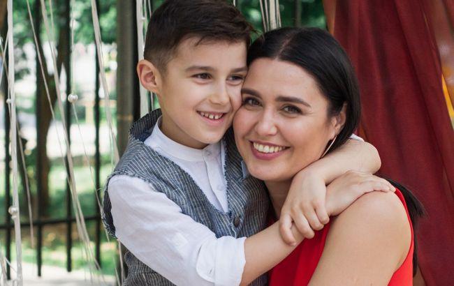 """Ведущая """"плюсов"""" рассказала о пополнении в семье: мой сын Тарасик сразу нашел общий язык с ней"""