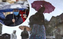 Похолодання з грозами та сильний вітер: синоптики попередили про негоду в Україні
