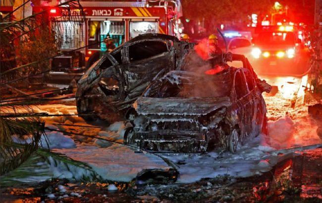 Загиблі та десятки поранених: Тель-Авів обстріляли з Сектору Газа (онлайн)