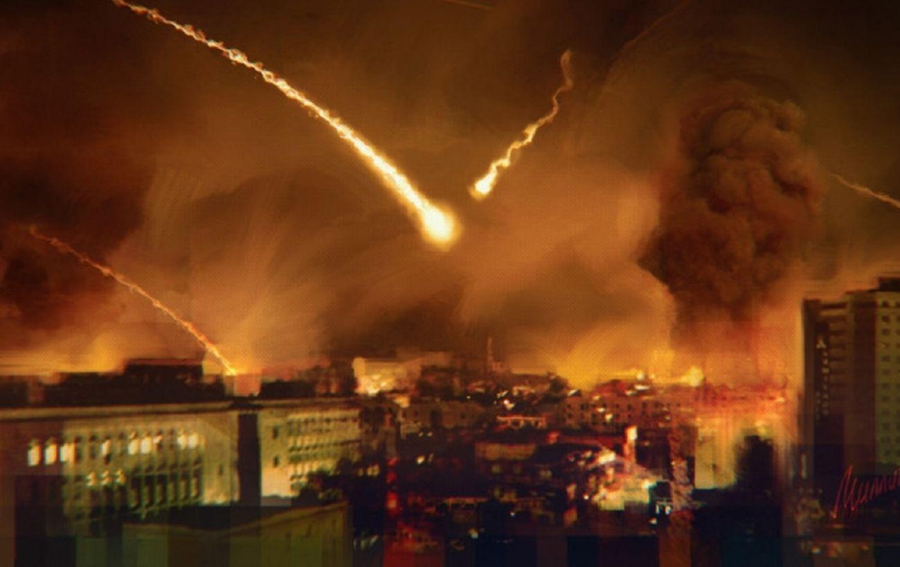 Армия обороны Израиля разрушила офисы ХАМАС