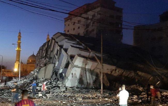 ВПС Ізраїлю знищили в Газі керівників військової розвідки ХАМАС