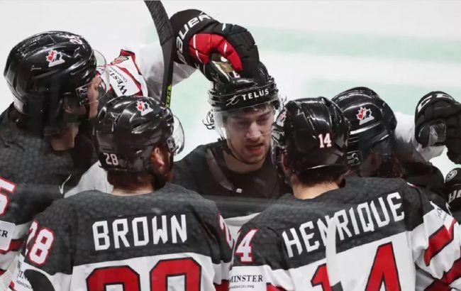 Сборная Канады стала чемпионом мира по хоккею, обыграв команду Финляндии