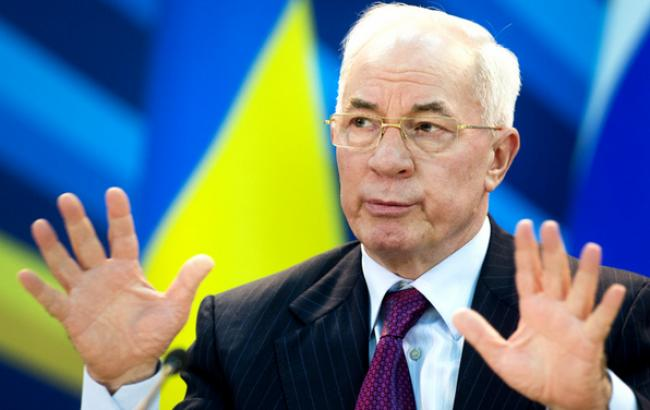 Азаров і Царьов фінансують акції по дестабілізації в Україні, - СБУ